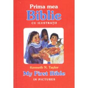 Prima mea Biblie cu ilustratii