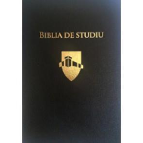 Biblia de studiu - editia de lux