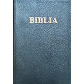 Biblia. Vechiul si Noul Testament [format mic]. SBR, cop. flexibila, negru, fara cruce