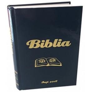 Biblia Catolica medie