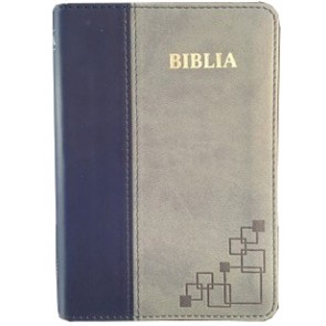 Biblia SBIR 046 TI (albastru)