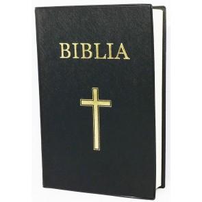 Biblia. Vechiul si Noul Testament [format mijlociu, negru] SBIR