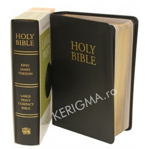 Large Print Compact Bible. King James Version