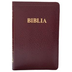 Biblie medie 057 ZTI vișinie