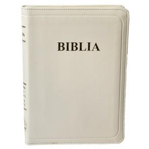 Biblie medie 057 ZTI albă