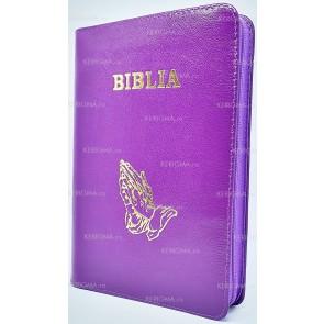 Biblia format mijlociu P.VLT.MR.F.A.R.140X195.L