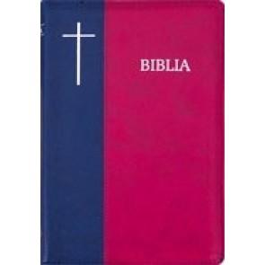 Biblia SBIR (Rosu/Albastru)
