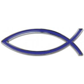 """Emblema auto """"Peste"""" (albastru)"""