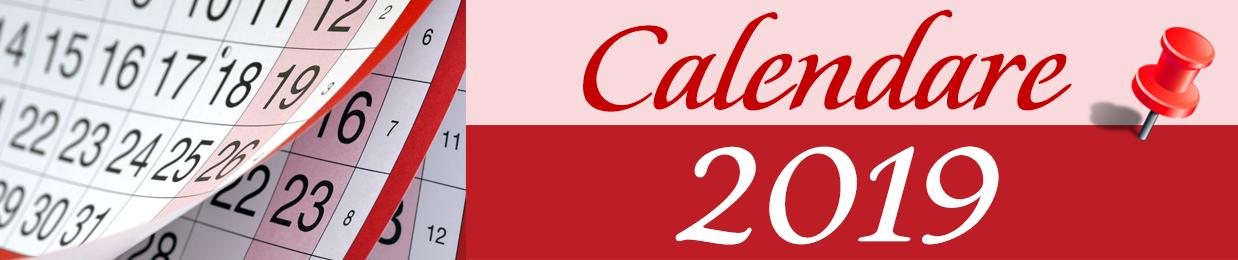 Calendare 2019